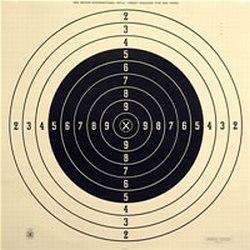 Targets Nebraska Shooters